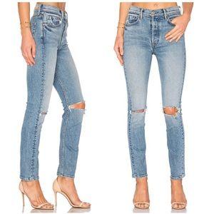 GRLFRND Karolina High Rise Skinny Jean